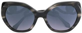 Roberto Cavalli Chianciano oversized sunglasses