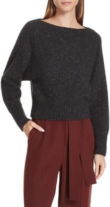 Vince Cashmere Boatneck Sweater