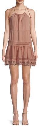 Lumie Classic Tier Mini Dress