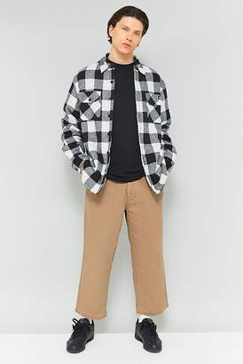 Obey Loiter Khaki Big Fit Trousers