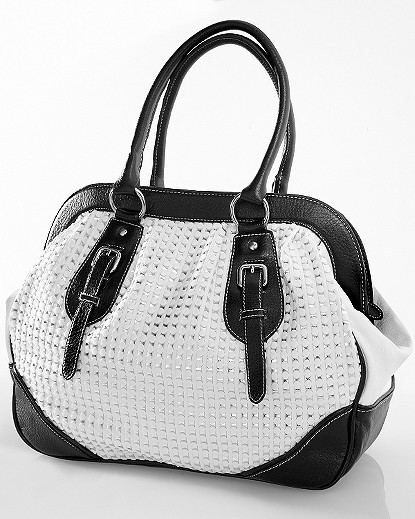 Woven Frame Bag