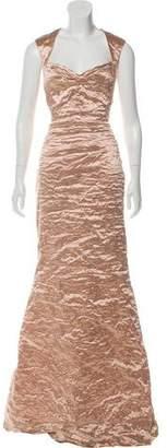 Nicole Miller Sleeveless Evening Dress w/ Tags