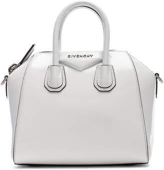 Givenchy Mini Antigona in White | FWRD