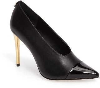 Women's Calvin Klein Saydee Pointy Toe Pump $138.95 thestylecure.com