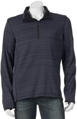 ZeroXposur Men's Isotherm Spacy-Dyed Quarter-Zip Pullover