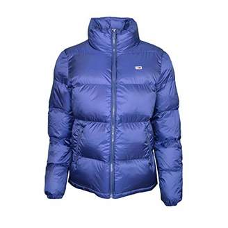 Tommy Hilfiger Tommy Jeans Women's Puffer Jacket with Down Fill Classics Collection