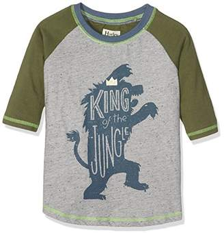 Hatley Boy's TS3LION433 T-Shirt