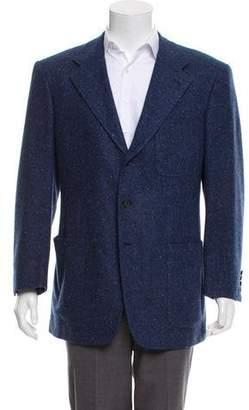 Stefano Ricci Cashmere Speckled Sport Coat