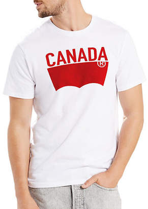 Levi's Canada Graphic Tee