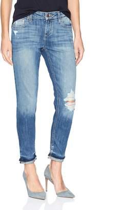 Joe's Jeans Women's Ex-Lover Midrise Boyfriend Ankle Jean
