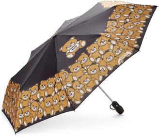 Moschino Toy Bear Auto Open & Close Umbrella