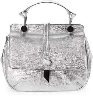 Foley + Corinna Silver Dione Saddle Bag