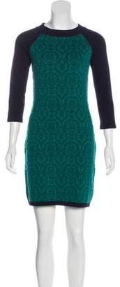 Max Mara Weekend Knit Mini Dress