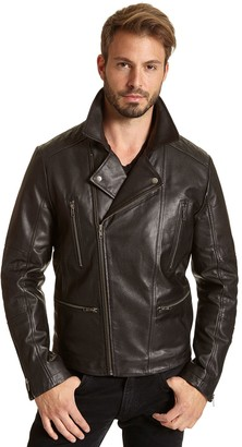 Moto Men's Excelled Leather Jacket