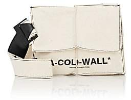 A-Cold-Wall* Men's Canvas Crossbody Bag-Neutral