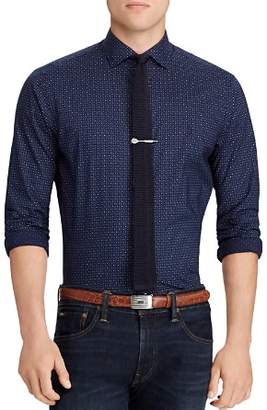 Polo Ralph Lauren Polo Printed Poplin Classic Fit Shirt