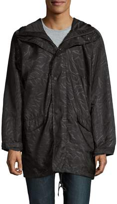 Publish Men's Printed Lightweight Jacket