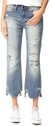 Blank Denim Destroyed Jeans $118 thestylecure.com