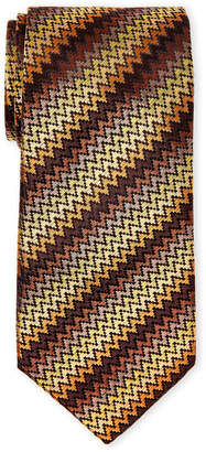 Missoni Wavy Degrade Silk Tie