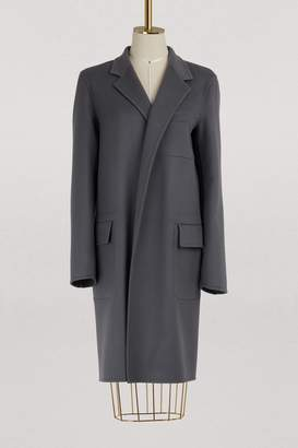Celine Coat in double face cashmere