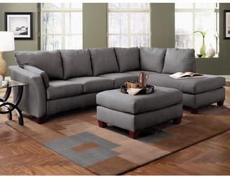 Klaussner Furniture Higgins Sectional