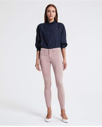 AG Jeans The Legging Ankle - Sulfur Pale Wisteria