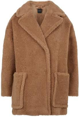 Max Mara Affine Teddy Coat