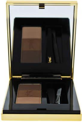 Saint Laurent 0.13Oz Light To Medium Couture Brow Palette