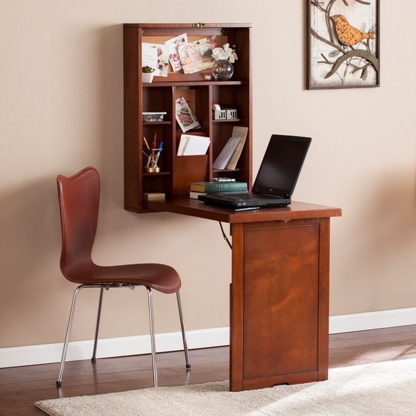 Harper Blvd Darryl Fold-Down Wall Mount Desk