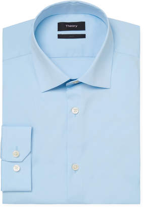 Theory Men's Dover Kenai Dress Shirt