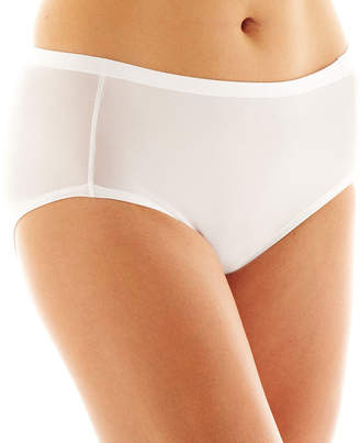 Vanity Fair Body Caress High-Cut Panties - 13137