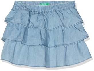 Benetton Girl's Skirt,Large