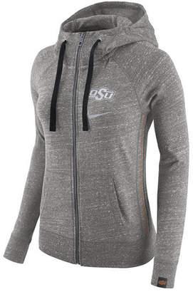 Nike Women's Oklahoma State Cowboys Vintage Full-Zip Hoodie