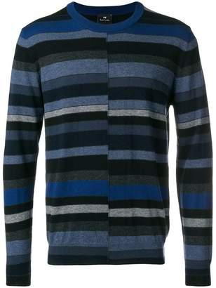 Paul Smith horizontal stripe sweater