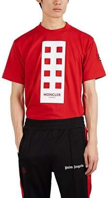 "Palm Angels 8 MONCLER Men's ""Im So High"" Cotton T-Shirt"