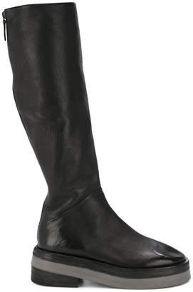 Marsèll Cervova under-the-knee boots