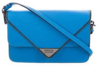 Rebecca Minkoff Saffiano Leather Crossbody Bag