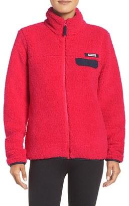 Columbia Harborside TM Fleece Jacket $80 thestylecure.com