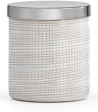 Labrazel Woven Canister, Platinum