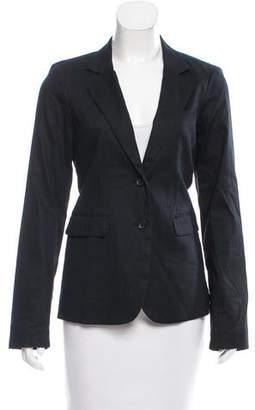 Current/Elliott Charlotte Gainsbourg x Tailored Woven Blazer