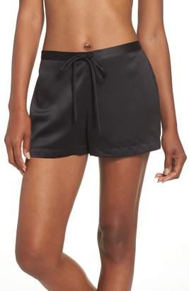 Natori Satin Elements Pajama Shorts