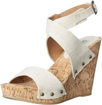 Groove Women's Ariana Wedge Sandal