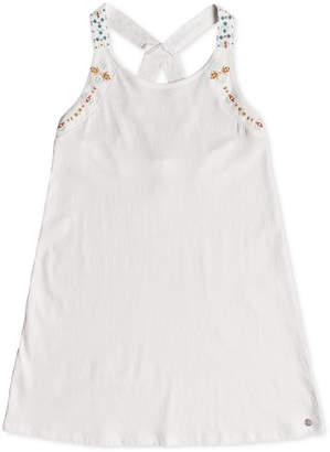 Roxy Big Girls & Big Girls Plus So Much Brighter Cotton Tank Dress,