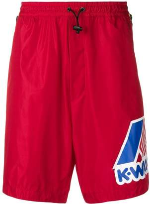 DSQUARED2 x K-Way shorts