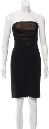 Alexander Wang Strapless Mini Dress w/ Tags