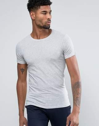 Lindbergh T-Shirt In Gray