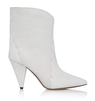 Isabel Marant Archee Calf Suede Boots
