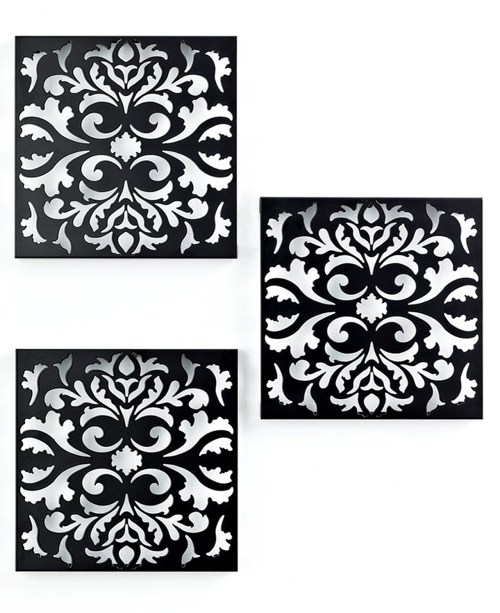 Umbra Wall Decor, Set of 3 Myriad Wall Tiles