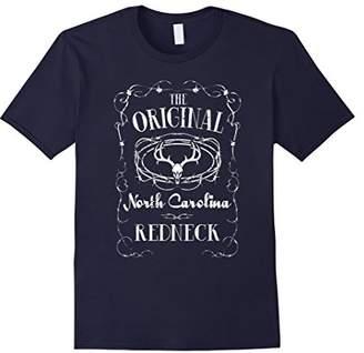 North Carolina Redneck Shirt Trailer Park Shirt Elk Antler
