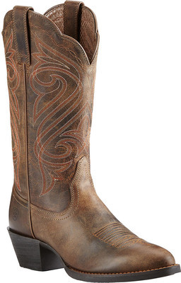 Ariat Women's Ariat Round Up R Toe Cowgirl Boot